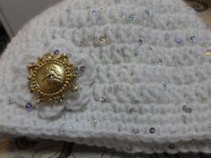Sequin knit decorated by us