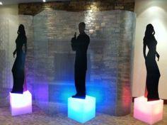 James Bond theme decor by Themers