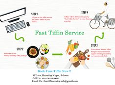 Tiffin Service in Mohali is a web portal that provides Delicious & Home Made Hygienic Food tiffin service in Mohali at affordable Prices.Oreder Now !!
