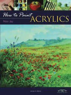 Acrylics, By Peter Jay // $19.99 CAD // $15.23 USD