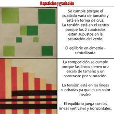 Tema: elementos por compocición (repetición_gradación)