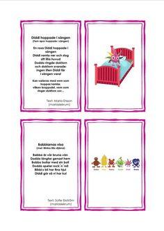 Sångkort-Babblarna