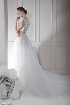 Vestido de Novia ANTAR espalda.  #SoyInnovia