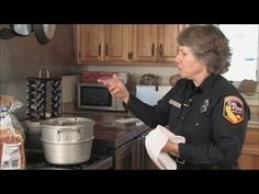 Learn more about cooking safety from CAL FIRE TV.