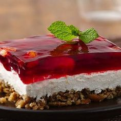 Cranberry Pretzel Salad Recipe | Key Ingredient