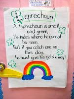 St. Patrick's Day Poetry Preschool Lesson Plan