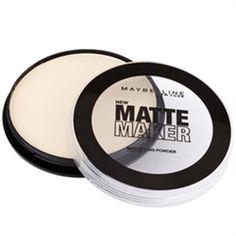 Maybelline Matte Maker Mattító Púder