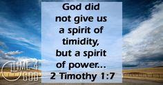 Spirit Of God | Jesus Daily