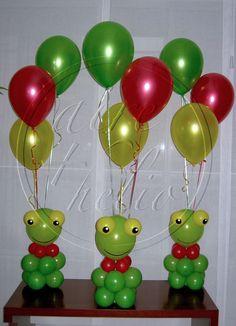 5029d6e0b Encontrá Globos Sapo Pepe Globos Con Helio Decoraciones Con Globos - Decoración  para Fiestas Globos en Mercado Libre Argentina. Descubrí la mejor forma de  ...