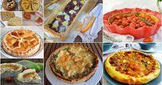 Deliciosas y fáciles tartas saladas y quiches, para cenas y comidas informales. Las tienes en mi blog Julia y sus recetas