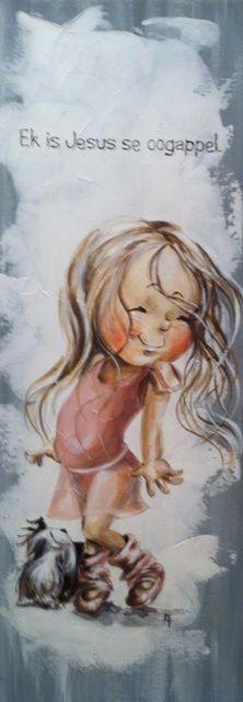 Alice Art Gallery - Ek is Jesus se oogappel - Rache Gerber
