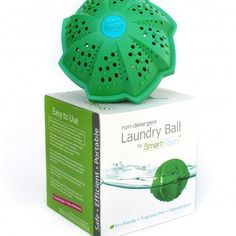 SmartKlean Laundry Ball, Detergent Alternative  Get this product today at Adobe Kitchenware