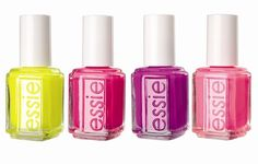 Exciting: Essie Will Launch Gel Polish Line This Fall