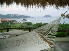 Quinta Real Huatulco – Huatulco, Oaxaca >> I want to be sitting there right now!