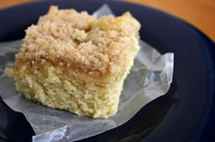 A delicious dessert classic!  Serve with your favorite hot or iced coffee.