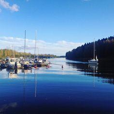 the last sail  goodbye summer welcome fall! #giovanna #saktafarten #porvoo #borgå #sailboat #natureaddict #outdoors #livefolk #autumn #september #explorenature #naturephotography #earthfocus by idaloveslife