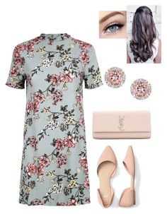 """Untitled #673"" by lovelifesdreams on Polyvore featuring Yves Saint Laurent"