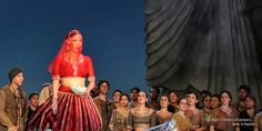 Nicole Cabell in Pearlfishers at Santa Fe Opera 2012