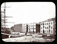 Circular Quay, 1870 by State Records NSW