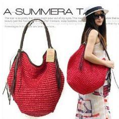 Bohemian Weave Tote Bag
