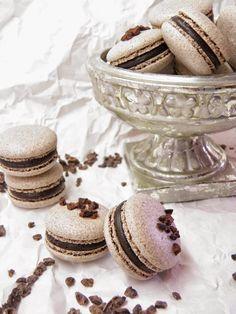 Csokoládé Reformer: Kakaóbablisztes macaron Macarons, Macaroons