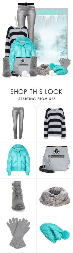 """""""nr 2052 / Enjoy the Winter"""" by kornitka ❤ liked on Polyvore featuring Levi's, Calvin Klein Jeans, Ienki Ienki, Alexander Wang, Eürosoft, adidas, Johnstons, The North Face, Alice + Olivia and Winter"""