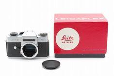 【EXC+++++】Leica Leicaflex SL 35mm SLR Film Camera Body W/ Box from Japan 580 #Leica