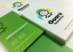 Tarjetas de Presentación Gooru Interactiva