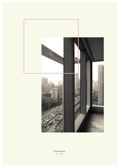 City Frames on Behance