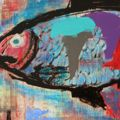 From story Emotions: 'Fish' is our unconsciousness emotion, that can be controled with our consciousness.