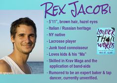 Meet Rex