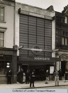 1000+ images about Highgate on Pinterest | Old pictures ...