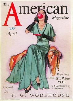 Art by illustrator John LaGatta for the cover of The American Magazine, April 1931 Old Magazines, Vintage Magazines, Magazine Art, Magazine Covers, Magazine Illustration, Illustration Art, Thing 1, Black Women Art, Book Cover Art