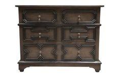 "GREIGE Watson Dresser: Dimensions: 40"" X 22.5"" X 32.5""H"
