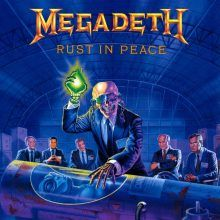 Disco de Vinil Megadeth Rust in Peace