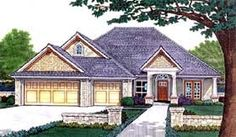 House Plan 66199 at FamilyHomePlans.com