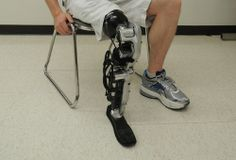 World's First Mind Controlled Prosthetic Leg Unveiled