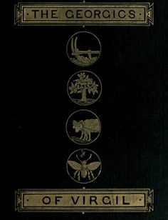 ≈ Beautiful Antique Books ≈ Virgil
