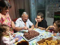 Feliz aniversário Pai.....