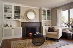 Updating Outdated Brick Fireplace   Fireplace Remodeling Ideas   Home Improvement Guide   CASE San Jose