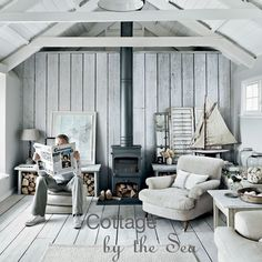 Cottage By the Sea - lookslikewhite Blog - lookslikewhite