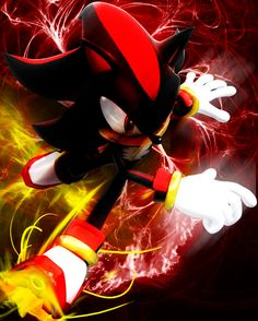 Super Shadow the Hedgehog Shadow The Hedgehog, Hedgehog Game, Silver The Hedgehog, Sonic The Hedgehog, Sonic And Amy, Sonic And Shadow, Super Shadow, Sonic The Movie, Shitzu Puppies