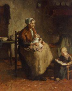 Bernard de Hoog, A Tender Moment