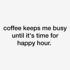 is it happy hour yet?