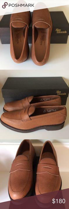 Allen Edmonds Hamilton Loafers New 8 1/2 D Allen Edmonds Loafers size 8 1/2 D New in Box with booklet. Allen Edmonds Shoes Flats & Loafers