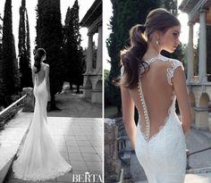 Berta Bridal, coleccion de vestidos de novia 2014, wedding dress, vestidos de novia