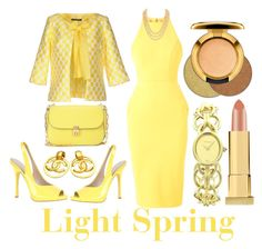 Light Spring by prettyyourworld on Polyvore featuring Alex Perry, La Camicia Bianca, Jean-Michel Cazabat, Valentino, Tiffany & Co., Chanel, Kevyn Aucoin, MAC Cosmetics and Anastasia Beverly Hills