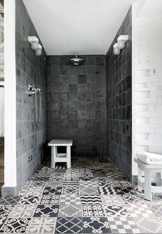 Dream shower!