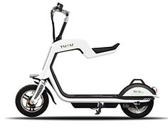 Swagger Electric Powered Scooter - Carbon Fiber Foldable Motorized Scooter- TSA Compliant - Black -- You can find more details by visiting the image link.
