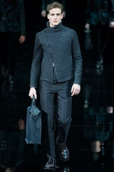 Emporio Armani | Fall 2014 Menswear Collection | Style.com